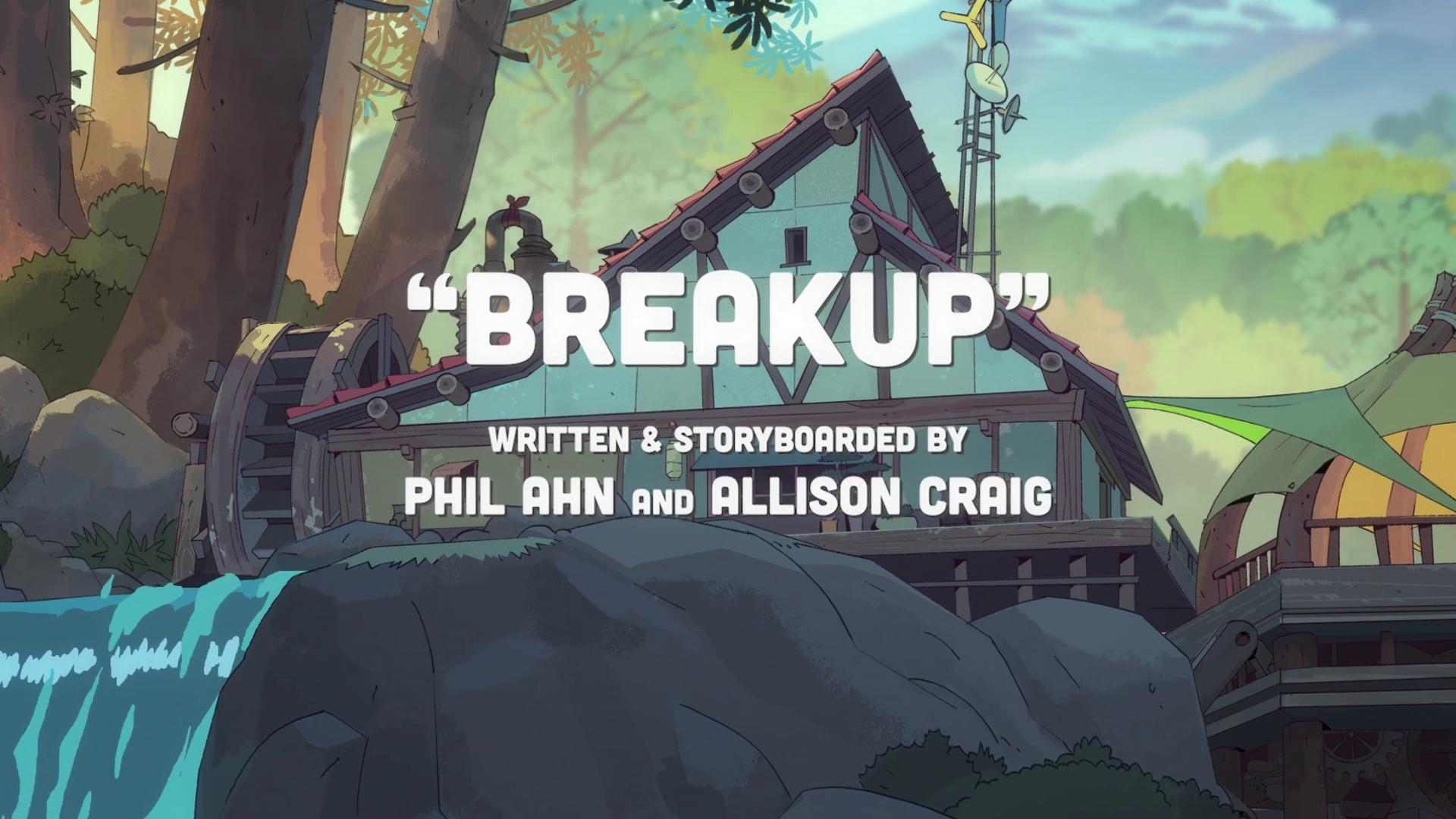 Breakup/Gallery