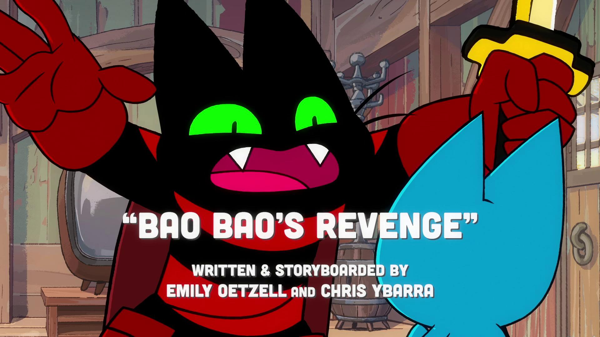Bao Bao's Revenge/Gallery