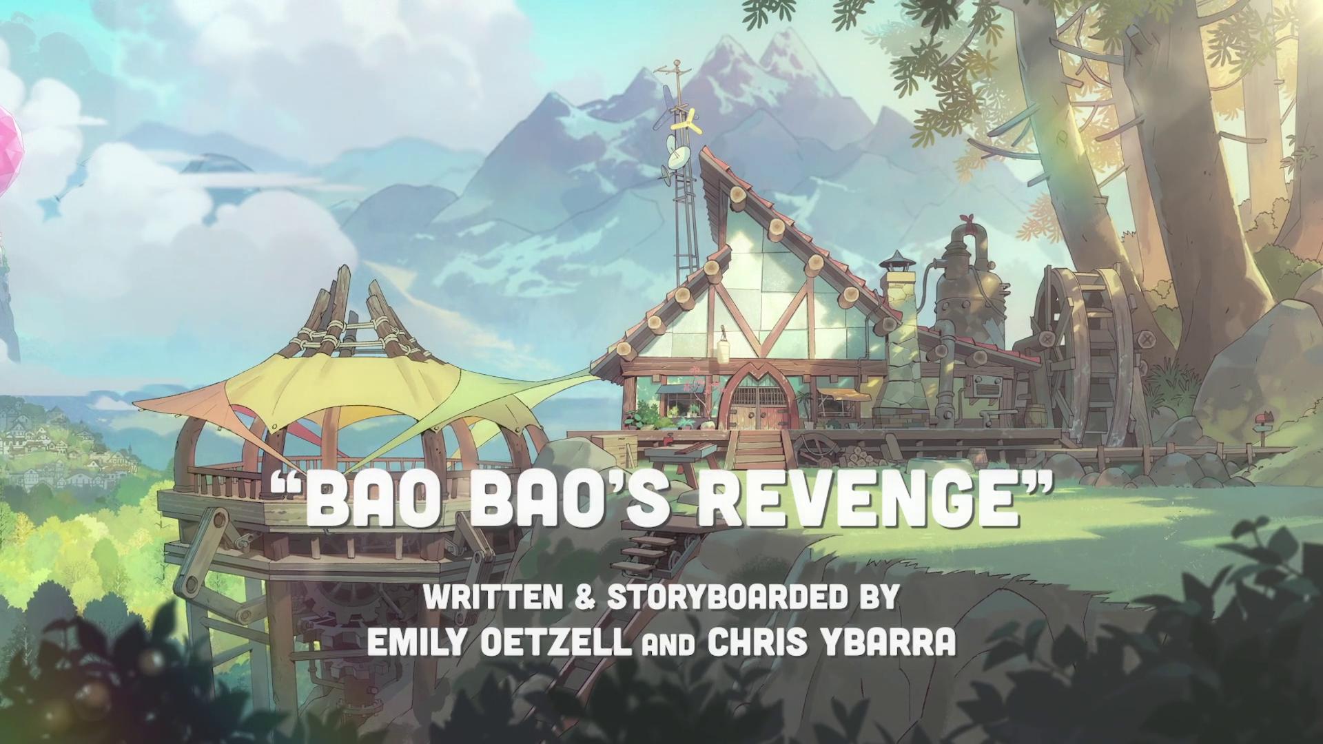 Bao Bao's Revenge