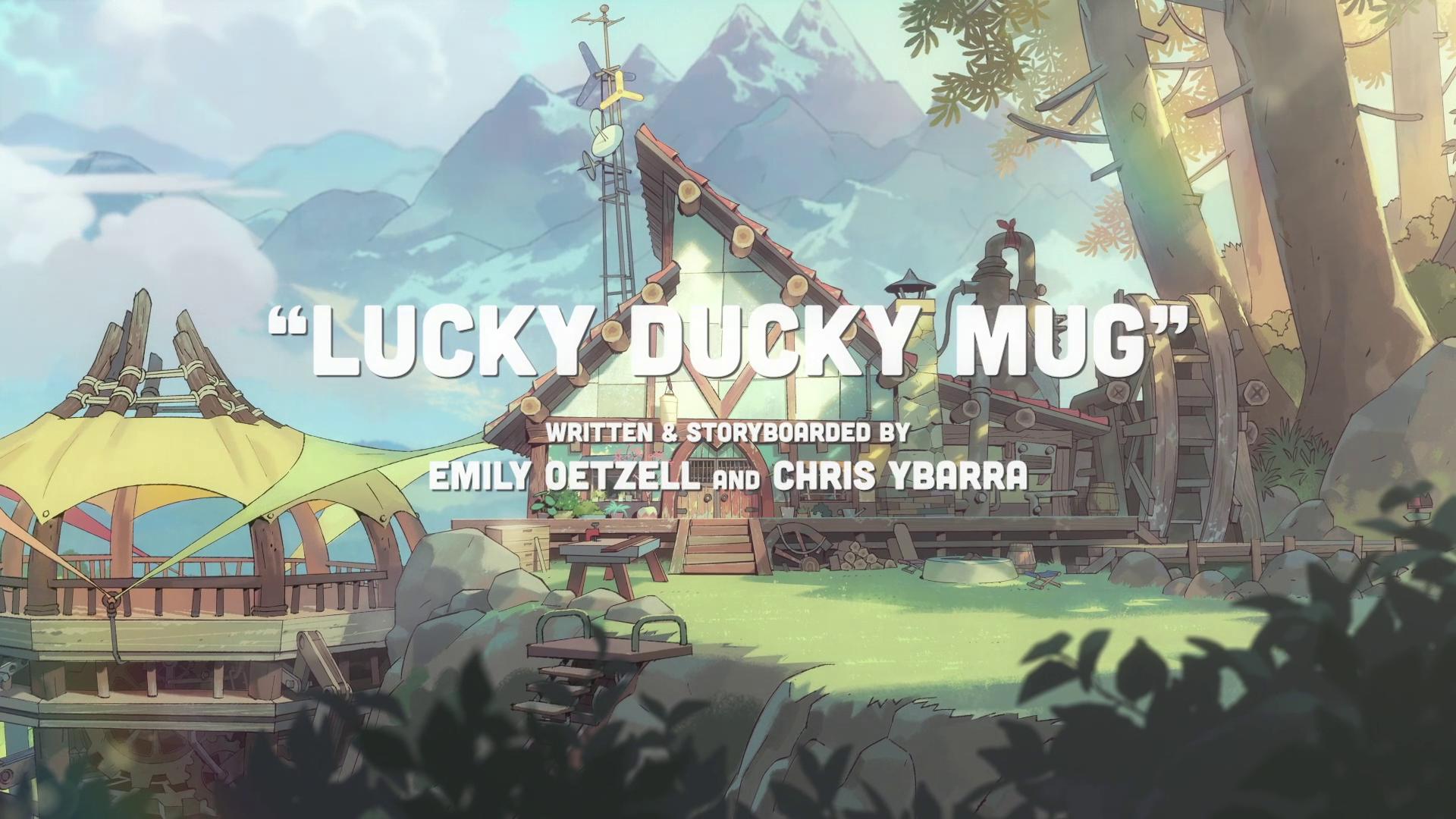Lucky Ducky Mug