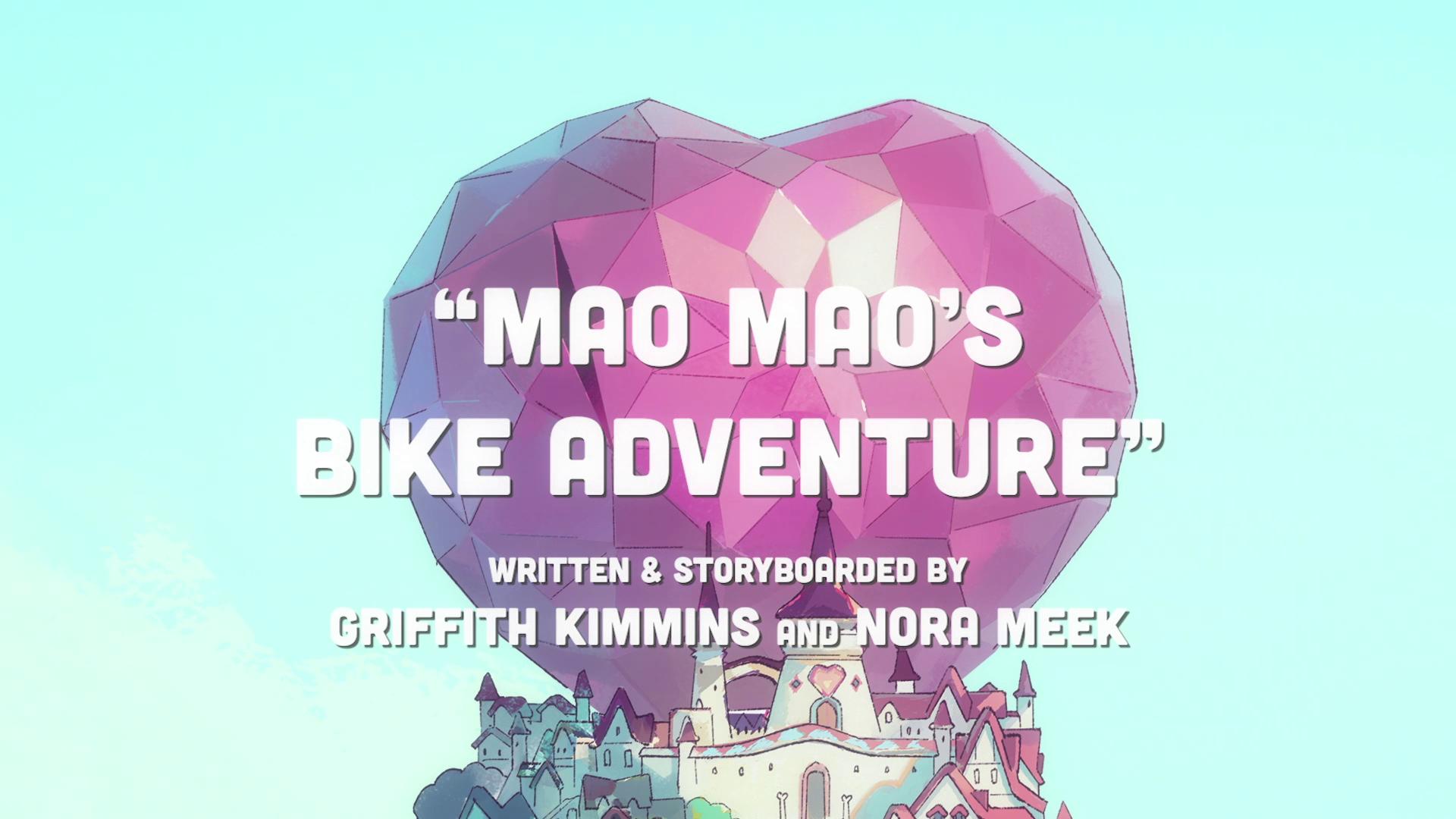 Mao Mao's Bike Adventure