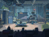 Badgerclops' Garage