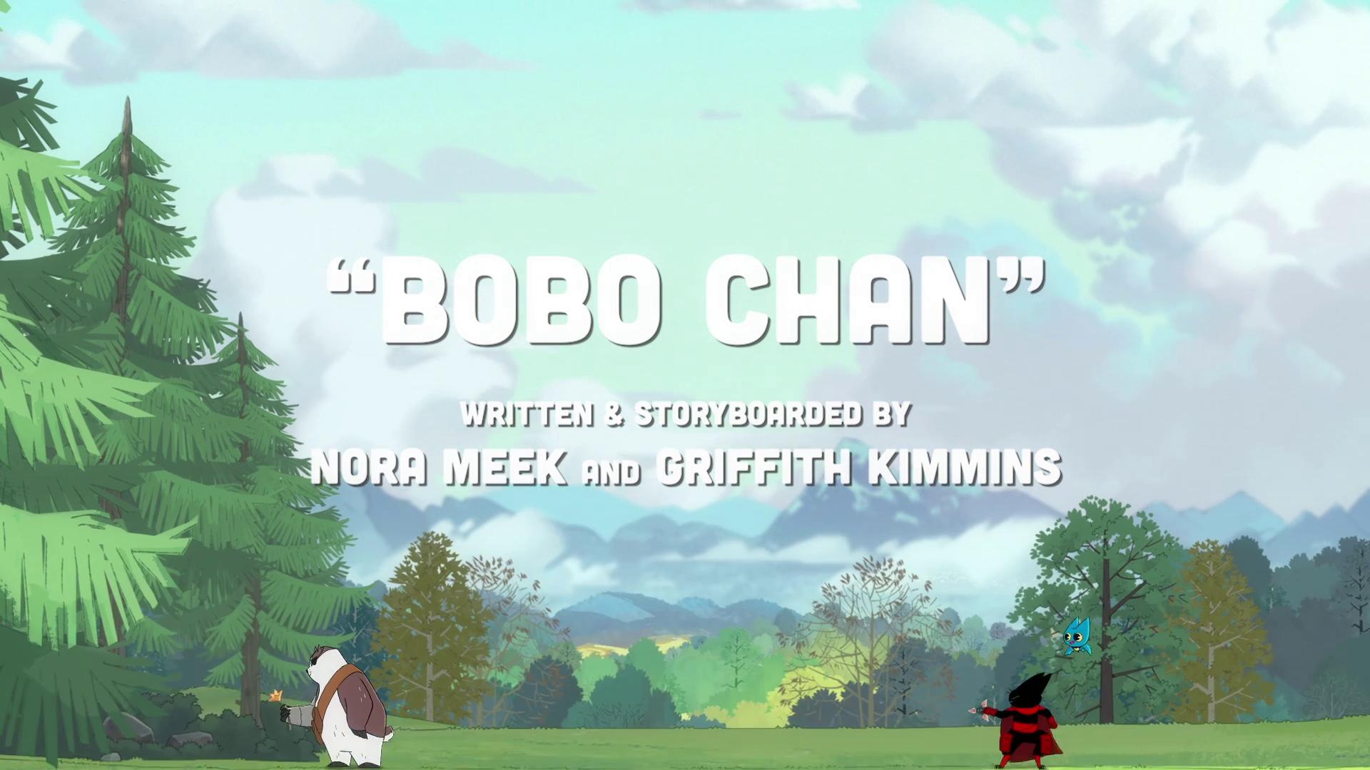 Bobo Chan (episode)/Gallery