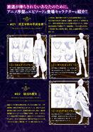 Anime Character Design 2