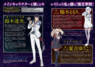 Anime Character Design 1