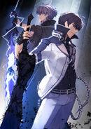 Light Novel Volume 8 Cover