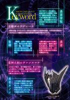 Vol 3 keywords