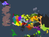 Map Game of Thrones II