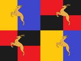 Bandera de Sonora (Dinastías)