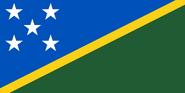 Bandera de las Islas Salomón