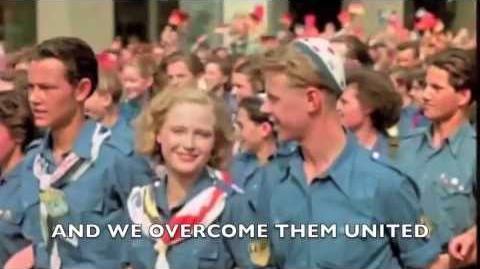 Auferstanden Aus Ruinen - DDR Anthem English Translation-2