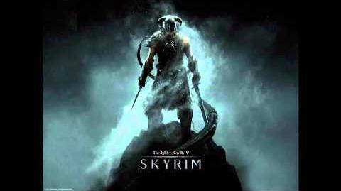 Canción Skyrim