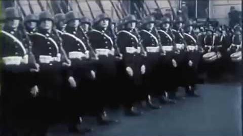 Waffen SS and the Wehrmacht Das Deutschlandlied - Germany's National Anthem