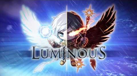 MapleStory - Tempest Into the Storm Luminous