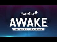 MapleStory Awake Update Preview
