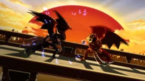 MapleStory Kaiser Anime Video