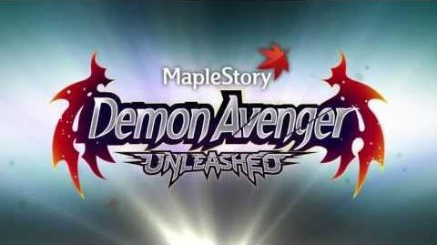 MapleStory Demon Avenger Trailer