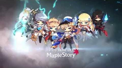 Heroes Of Maple PV