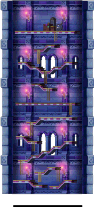 Nightmare Clocktower 1F