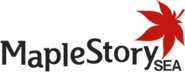 MapleStory logo SEA