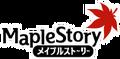 MapleStory logo JP