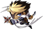 ClassArtwork Thief (Justice, Male)