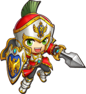 ClassArtwork Warrior (Maple Island Revamp, Male)