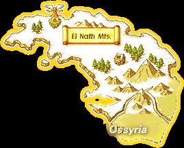 El Nath Mts.