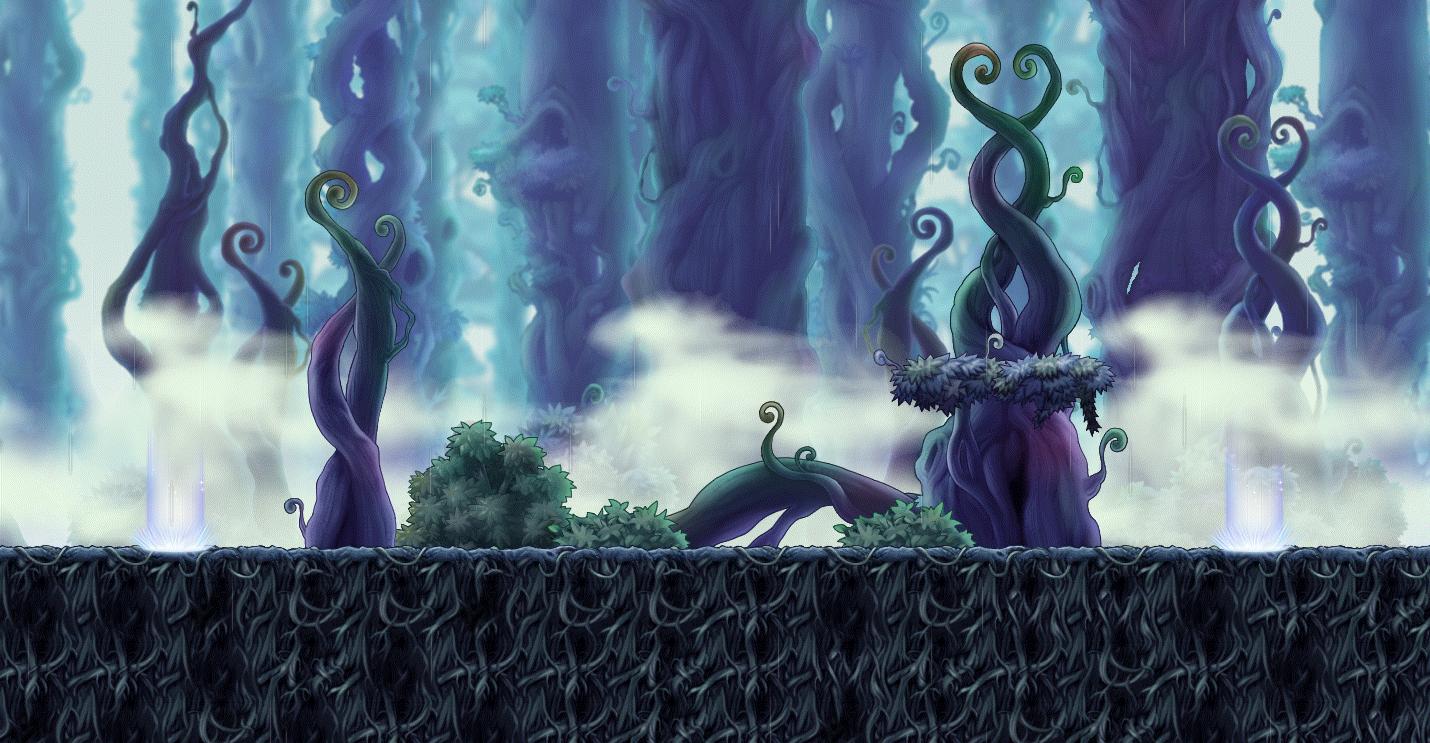Deep Fairy Forest