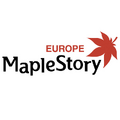 MapleStory logo EU