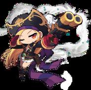 ClassArtwork Pirate (Awake, Female)