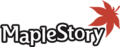 MapleStory logo TH