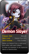 SelectButton Demon Slayer (Original)