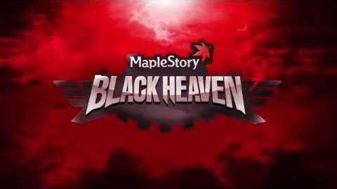 MapleStory Black Heaven Trailer