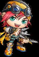 ClassArtwork Thief (Maple Island Revamp, Male)