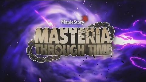 MapleStory Masteria Through Time