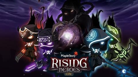 MapleStory - Rising Heroes Elite Update Spotlight