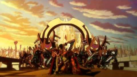 MapleStory Europe Kaiser The Guardian of Dragonkin