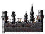 Short Castle Walls 3