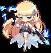 ClassArtwork Mercedes (Heroes of Maple)