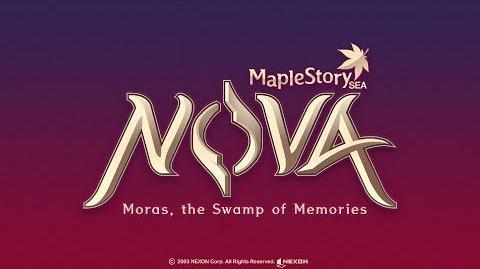 MapleStorySEA Nova Moras Trailer