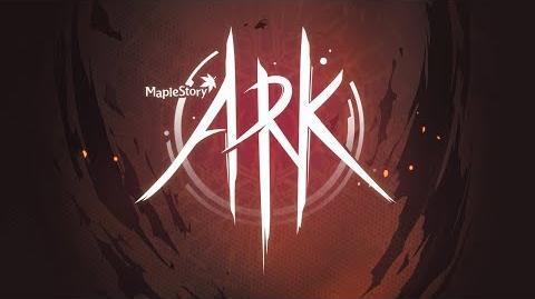 MapleStory Ark Announcement Trailer