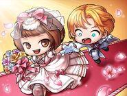 Fiancée and Darling's Wedding