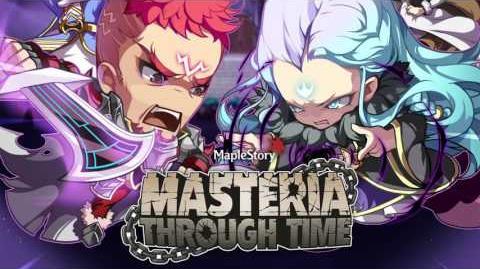 Jungle Pursuit MapleStory OST Masteria Through Time