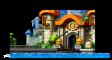 Castle Entrance (Mushroom Castle)