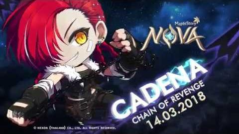 MapleStory NOVA New Job Cadena