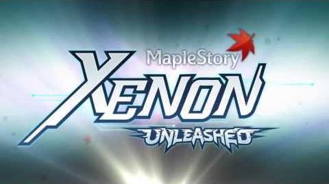 MapleStory Xenon Trailer