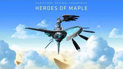 Studio EIM - Through the Blizzard (Remastered) 메이플스토리 Heroes of Maple (크라우드 펀딩 Ver