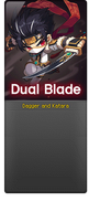ChangeBtn Dual Blade