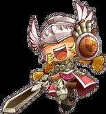 ClassArtwork Warrior (Transition)